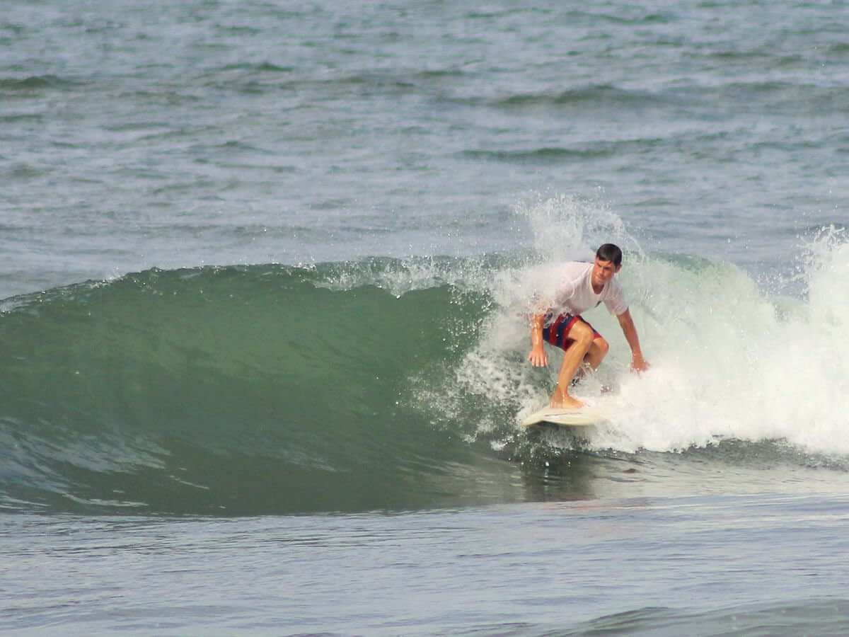 Learn to Surf in Bali Canggu